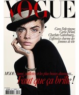 FRENCH VOGUE PARIS #981 CARA DELEVINGNE October 2017 NEW - $19.79