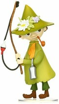 *UDF MOOMIN Series 2 Snufkin (with a fishing rod) non-scale PVC Painted - $18.77