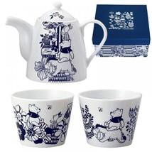 Disney Winnie the Pooh Pair tea set Dishware Made in Japan New F/S - $96.04