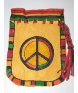 Rasta Colored  Medicine/Blessing Bag - $18.00