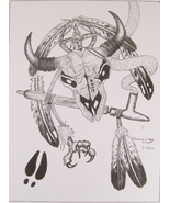 Traditional Native American Images Limited Edition Print by Frankie C. Nez - $49.97
