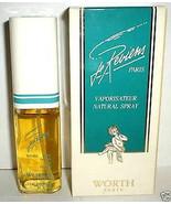 New Je Reviens Worth Parfume De Toilette 1.0 fl oz spray as shown low fill - $7.99
