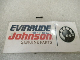 T15 Johnson Evinrude OMC 913988 Roll Pin OEM New Factory Boat Parts - $2.61