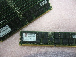 1x 2GB Kingston KVR266X72RC25/2G PC2100R ECC Registered Server memor - $50.00
