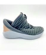 Jordan Flight Luxe OG Dark Grey Metallic Red Bronze Kids Sneakers 919707... - $57.95