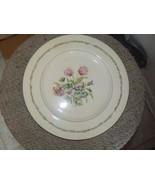 Theodore Haviland Garden Flower dinner plate 3 available - $12.47