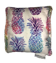 Pineapple Rice Pack Hot Cold You Pick A Scent Microwave Heating Pad Reus... - $9.99