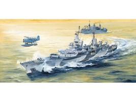 Trumpeter 1/350 USS Heavy Cruiser  Indianapolis CA-35 1944 kit 05347 - $69.95