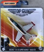 Matchbox Sky Busters - Top Gun - Boeing F/A-18 Super Hornet  - Rooster 2... - $12.95