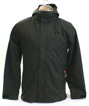 Under Armour Storm Infrared Baroque Green 3 in 1 Hooded Jacket Men's NWT - $131.24