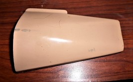 Singer 401A Face Plate Door #172024 Working Used Repair Part w/Pins & In... - $12.50