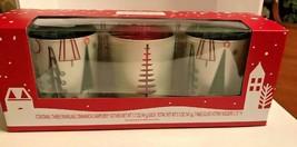 Yankee Candle 3 CINNAMON Samplers Votive Candles & Holders Christmas - $11.95