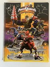 Power Rangers Dino Thunder Notebook - $13.86