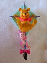 "HALLMARK ""RIDING ON THE BREEZE"" DISNEY'S WINNIE THE POOH, NIB, B1 - $6.76"