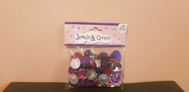 Crafters Jewels & Gems Craft Supplies 80 pieces  - $7.87