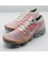 NEW Nike Air Vapormax Flyknit 3 Phantom Pink AJ6910-008 Women's Size 6.5 - $188.09