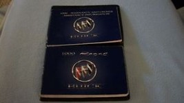 1999 Buick Regal Owners Manual with binder - $15.00