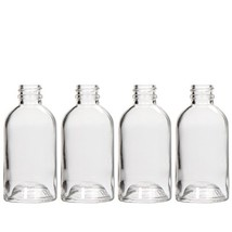 Hosley's Set of 4 Diffuser Boston Round Style, Glass Diffuser Bottles, 8... - $9.38