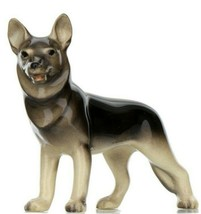 Hagen Renaker Dog German Shepherd Standing Ceramic Figurine