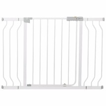 New Alcove Adjustable Pet Gate White - $74.99