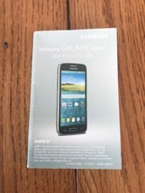 Samsung GALAXY Avant Quick Start Guide Instructions Only Ships N 24h - $14.83