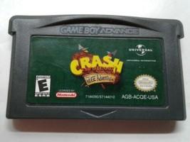 Crash Bandicoot: The Huge Adventure (Nintendo Game Boy Advance, 2002) - $9.89
