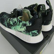 "Adidas Nmd_R1 Primeknit "" Grün Marmor "" Schuhe Herren Größe 12 BB7996 image 4"