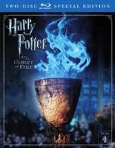 Harry Potter & The Goblet Of Fire (Blu-Ray/Digital Hd/Ultraviolet/2 Disc/Se