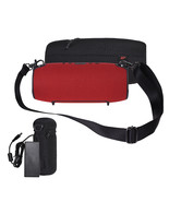 Lycra Zipper Carrying Case Bag For JBL Xtreme Bluetooth Speaker Charger - $29.98