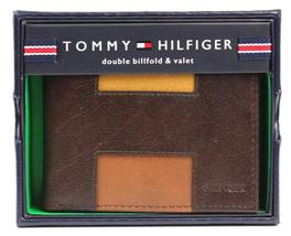 Tommy Hilfiger Men's Premium Leather Credit Card ID Wallet Passcase 31TL130013 image 10