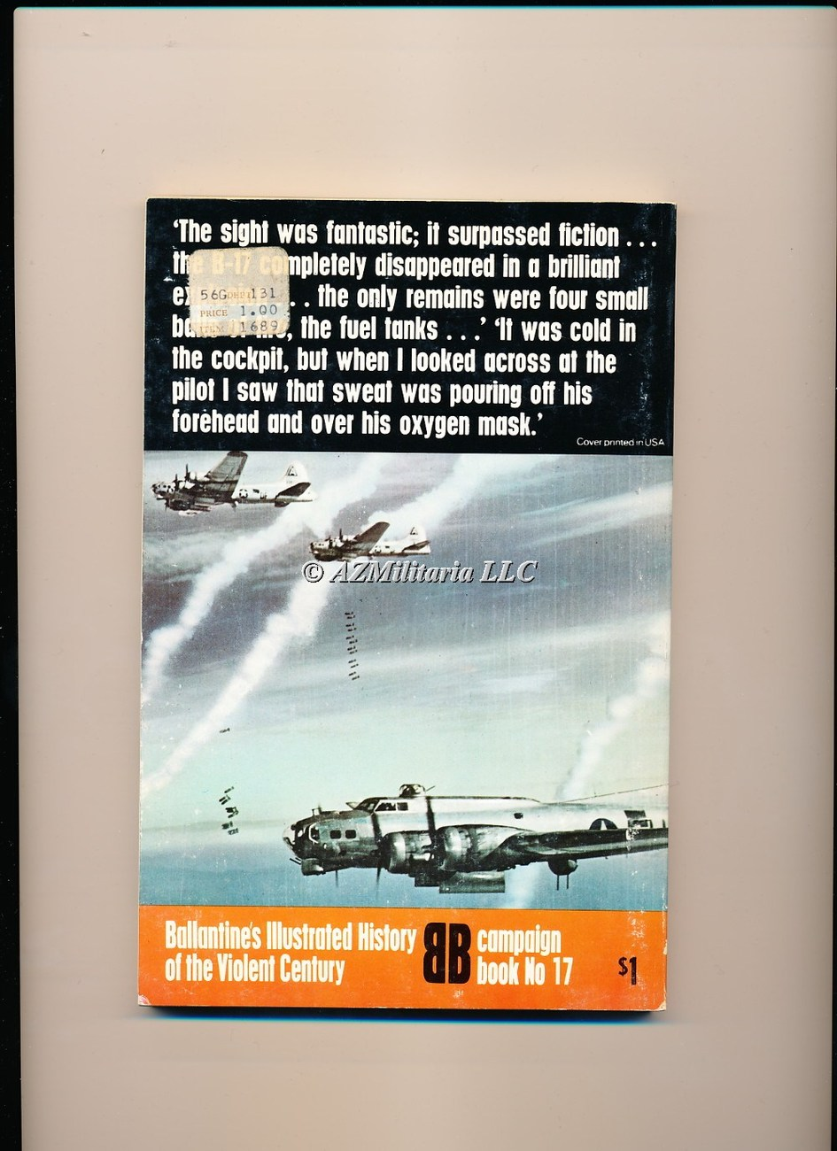 Schweinfurt Disaster in the Skies (Campaign Book, No 17)