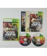 Red Dead Redemption: Game of the Year Edition (Microsoft Xbox 360, 2011)Complete - $17.99
