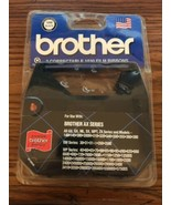 Brother Correctable 1030 BLACK Film Ribbons, 2 Pack, For AX Series, Part #1230 - $8.59