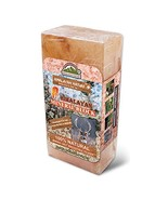 Himalayan Nature Deer Salt Brick 3-5 lbs, Natural Himalayan Rock Licking... - $11.14