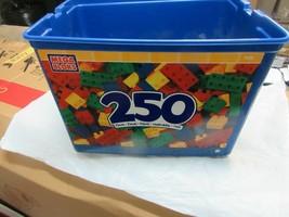 Mega Bloks , #7553 ,  Build 'n Create , 250+ Piece Set , Crate Included - $35.00