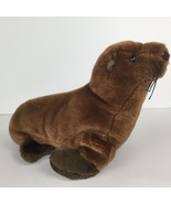 "2010  Wild Republic Stuffed Animal Sea Lion Plush Soft Toy 13"" - $14.66"