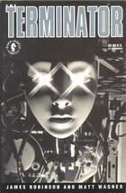 The Terminator Comic One-Shot Dark Horse 1991 Very FINE/NEAR Mint New Unread - $4.99