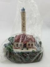 "The Danbury Mint ""Calaburras Lighthouse"" Authentic Lighthouse Sculpture - $28.05"