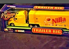 Yellow Dale Earnhardt Jr. #3 Die-Cast Collector Trailer Rig  AA19-NC8015 image 3