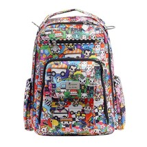 Ju-Ju-Be Tokidoki Collection Be Right Back Backpack Diaper Bag, Sushi Cars - $96.33