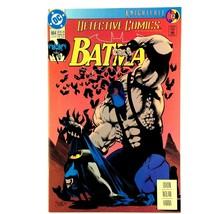 Detective Comics 664 DC 1993 NM- Batman Bane Joker Robin Knightfall part 12 - $2.92