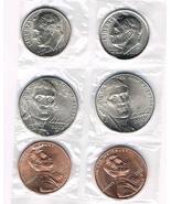 2012 P&D Penny, Nickel, Dime Set - Uncirculated... - $2.50
