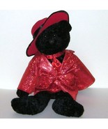 1/2 Price! PBC Chantilly Lane Lucky Singing Plush Bear Do You Love Me - $11.00