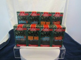 1992 HALLMARK ORNAMENTS-CHRISTMAS SKY LINE TRAIN SET NEW IN BOXES !! - $22.95