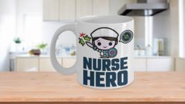 Nurse Hero Male Thank You Coffee Mug Gift - $14.79+
