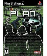 The Th3 Plan Sony PlayStation 2, 2007 Action Adventure Teen FREE SHIPPIN... - $8.26