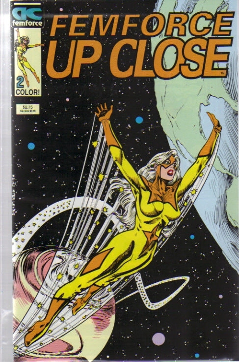 Femforce Up Close 2 [Comic] by AC Comics