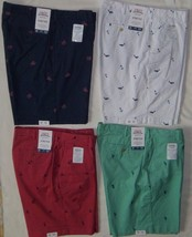 NEW Mens IZOD Saltwater Beachtown Stretch Relaxed Classics Casual Shorts... - $28.00