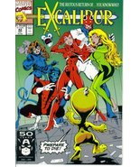 Excalibur #42 : A Hatch Is Plotted (Marvel Comi... - $1.95