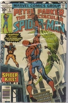 Spectacular Spider-Man #5 [Paperback] by Archie Goodwin - $9.95